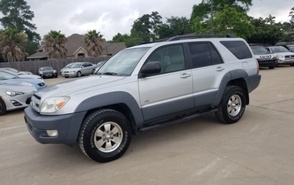 Used Vehicles For Sale In Katy Tx Honda Cars Of Katy: Used Toyota 4Runner For Sale In Katy, TX