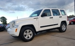 Used 2012 Jeep Liberty Sport 4WD For Sale In Houston, TX