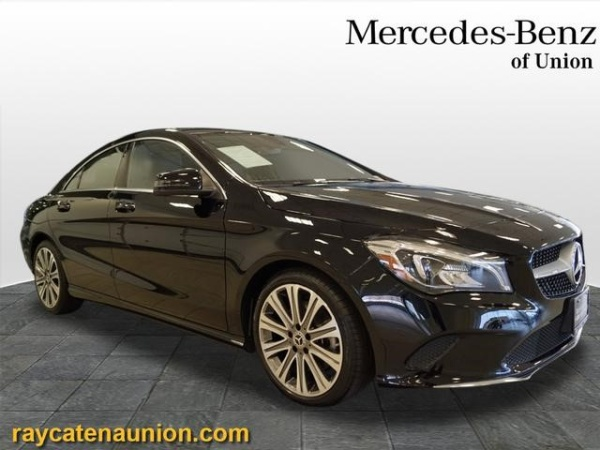 2019 Mercedes-Benz CLA in Union, NJ
