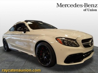 2017 Mercedes Benz C Cl 63 S Amg Coupe Rwd For In