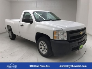 Used 2012 Chevrolet Silverado 1500 Work Truck Regular Cab Long Box 2WD For  Sale In San