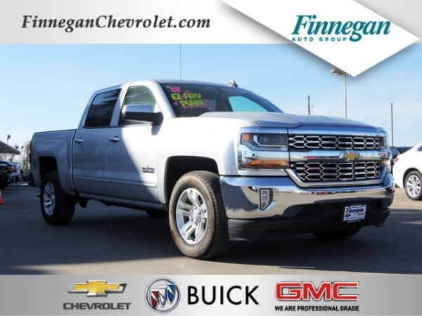 2018 Chevrolet Silverado 1500 in Rosenburg, TX