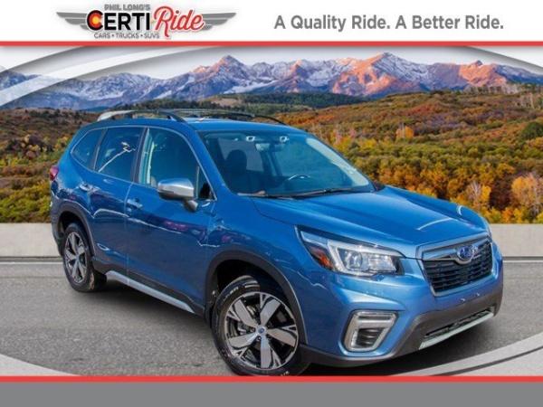 2019 Subaru Forester in Colorado Springs, CO