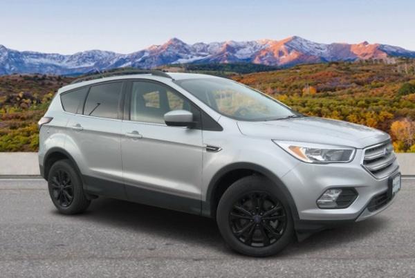 2018 Ford Escape in Colorado Springs, CO
