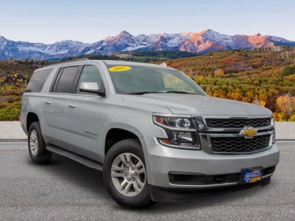 2017 Chevrolet Suburban in Colorado Springs, CO