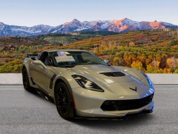 2019 Chevrolet Corvette in Colorado Springs, CO