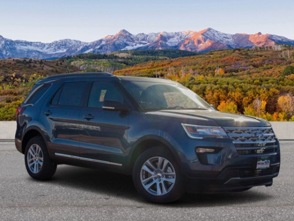 2019 Ford Explorer in Colorado Springs, CO