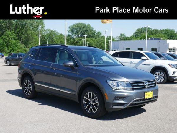 2020 Volkswagen Tiguan in Rochester, MN