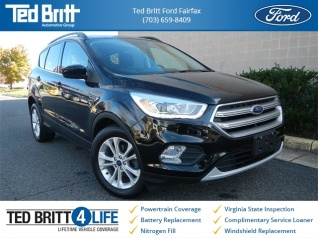 2017 Ford Escape Se Fwd For In Fairfax Va