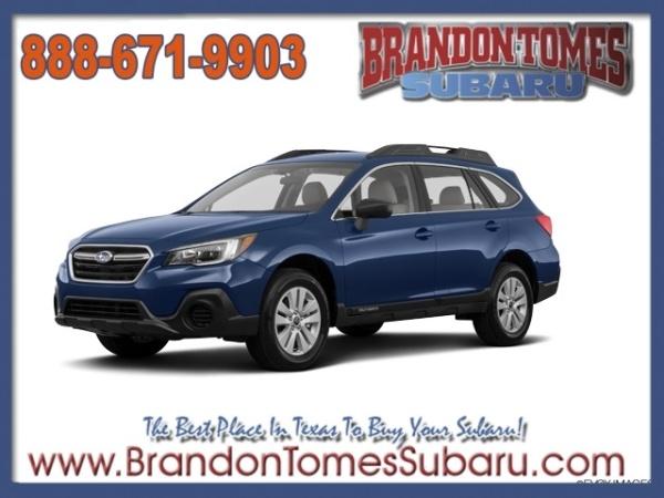 2019 Subaru Outback
