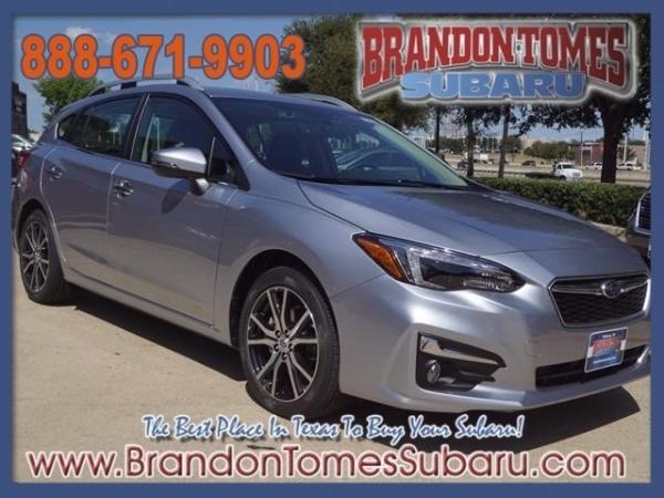 2019 Subaru Impreza in McKinney, TX