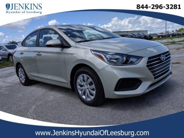 2020 Hyundai Accent in Leesburg, FL