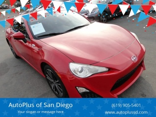 2017 Scion Fr S Base Automatic For In Spring Valley Ca