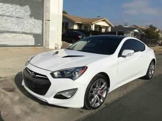 Used 2016 Hyundai Genesis Coupe 3.8 R Spec Manual For Sale In Spring Valley,