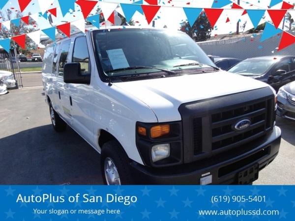 2010 Ford Econoline Cargo Van in Spring Valley, CA