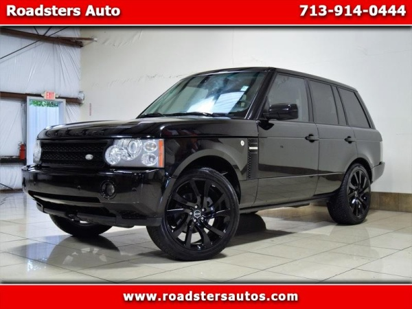 2008 Land Rover Range Rover in Houston, TX