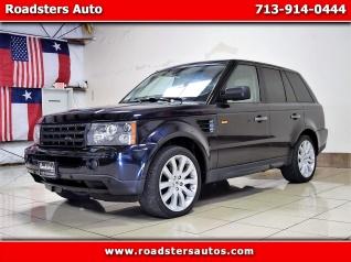 Land-Rover Discovery//sport complète avec deux lames 2006-2010