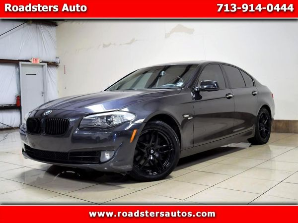 2011 BMW 5 Series in Houston, TX