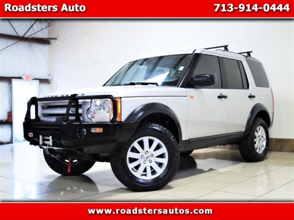 2006 Land Rover LR3 in Houston, TX