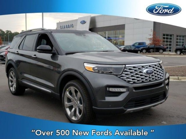 2020 Ford Explorer in Smithfield, NC