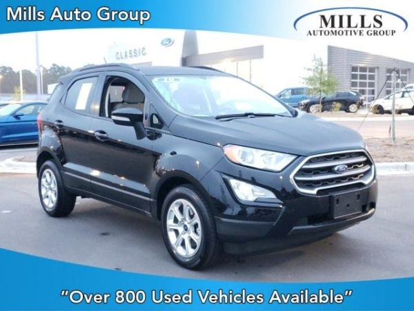 2019 Ford EcoSport in Smithfield, NC