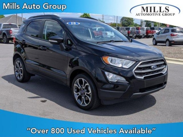 2018 Ford EcoSport in Smithfield, NC