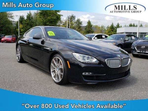 2012 BMW 6 Series in Fort Mill, SC