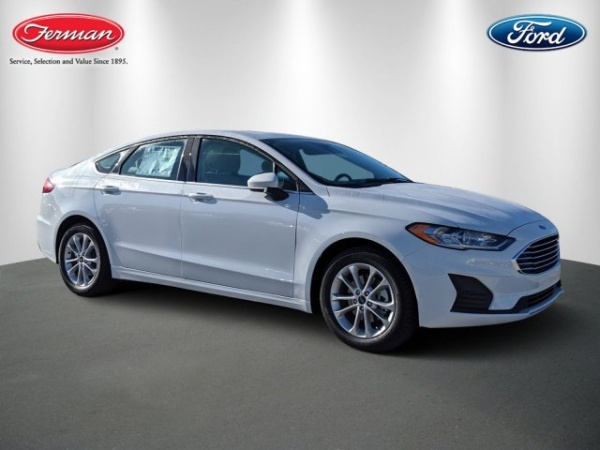 2020 Ford Fusion in Clearwater, FL