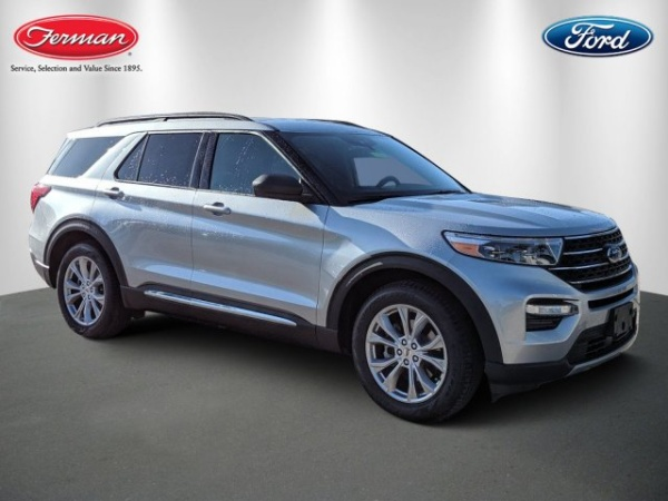 2020 Ford Explorer in Clearwater, FL