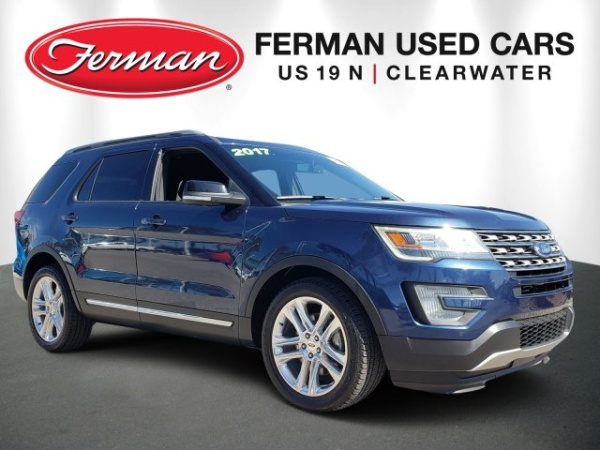 2017 Ford Explorer in Clearwater, FL
