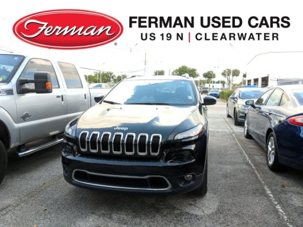 2016 Jeep Cherokee in Clearwater, FL