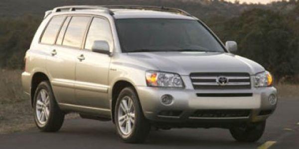 2007 Toyota Highlander Hybrid Hybrid Limited