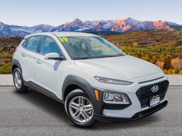 2019 Hyundai Kona in Colorado Springs, CO