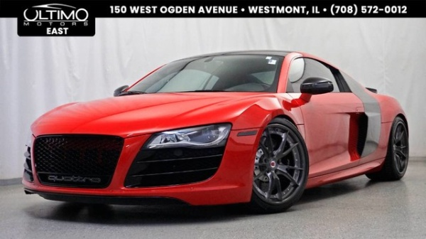 Used Audi R8 For Sale In Chicago Il U S News Amp World