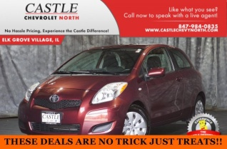 Used 2009 Toyota Yaris 3 Door Liftback Automatic For Sale In Elk Grove  Village,