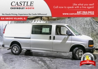 e9c24ad5ba 2013 Chevrolet Express Cargo Van 2500 RWD LWB for Sale in Elk Grove  Village