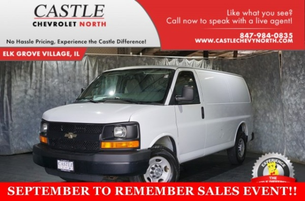 69dc060e1b 2013 Chevrolet Express Cargo Van 2500 RWD SWB For Sale in Elk Grove ...
