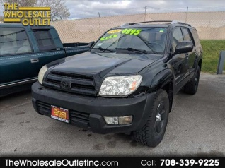 Toyota Four Runner For Sale >> Used 2003 Toyota 4runners For Sale Truecar