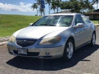 Used Acura RL For Sale Search Used RL Listings TrueCar - 2006 acura rl a spec