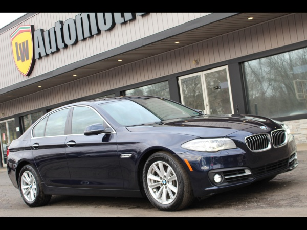 2016 BMW 5 Series in Pittsburgh, PA