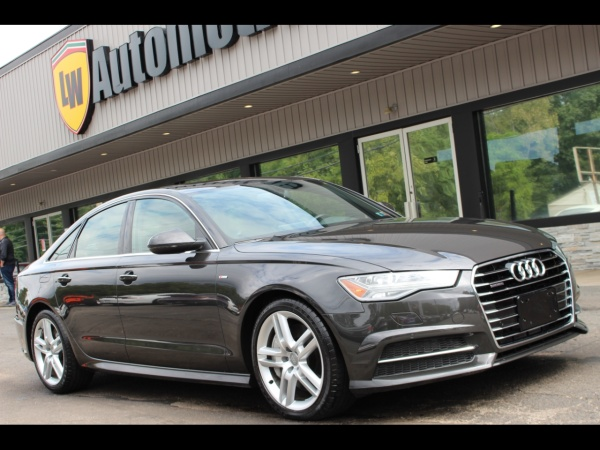 2016 Audi A6 in Pittsburgh, PA