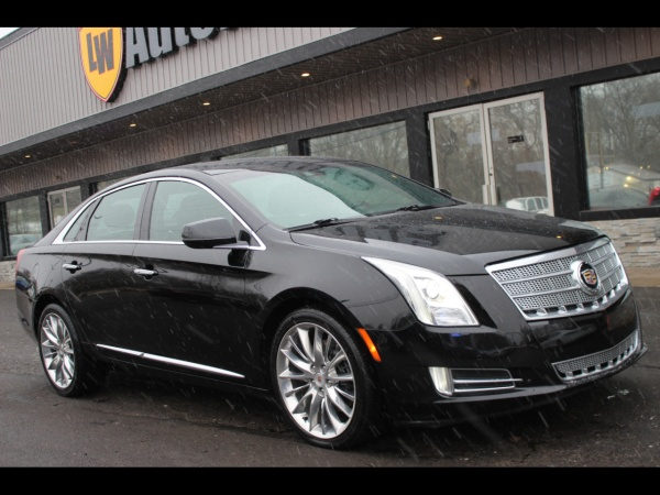 2013 cadillac xts platinum awd for sale in wexford pa truecar. Black Bedroom Furniture Sets. Home Design Ideas