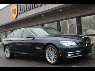 Bmw 750li For Sale >> Used Bmw 7 Series For Sale In Pittsburgh Pa Truecar