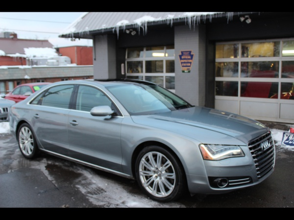 Used Audi A8 For Sale In Jeannette Pa U S News Amp World