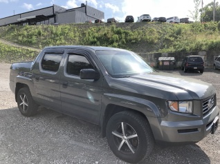 2007 honda ridgeline rt 4wd for sale in pittsburgh, pa