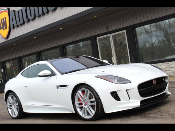 2017 Jaguar F-TYPE in Pittsburgh, PA