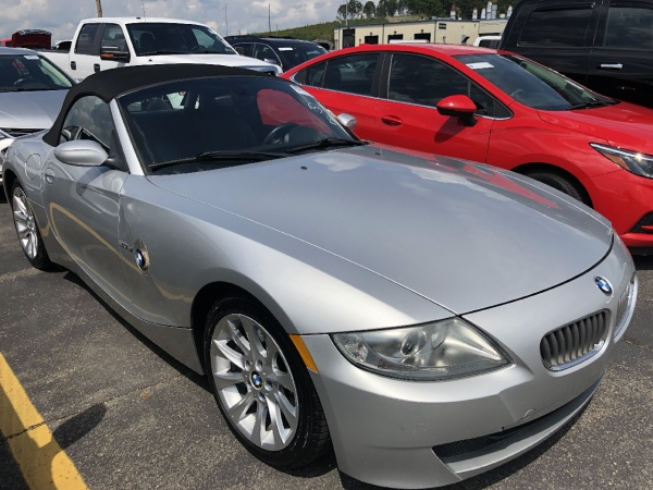 2006 BMW Z4 3.0si