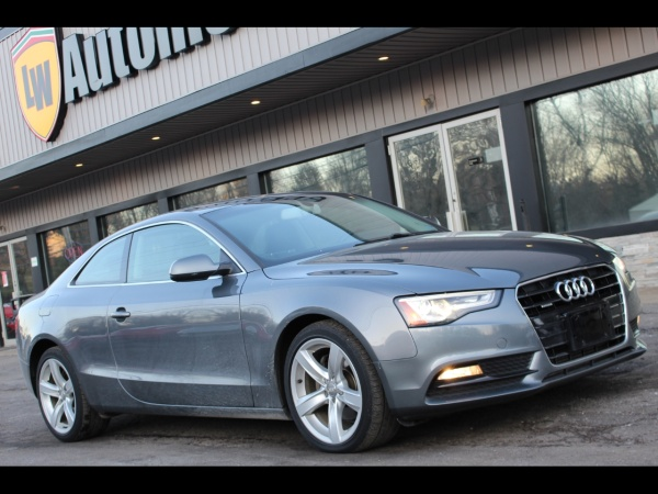 2014 Audi A5 in Pittsburgh, PA