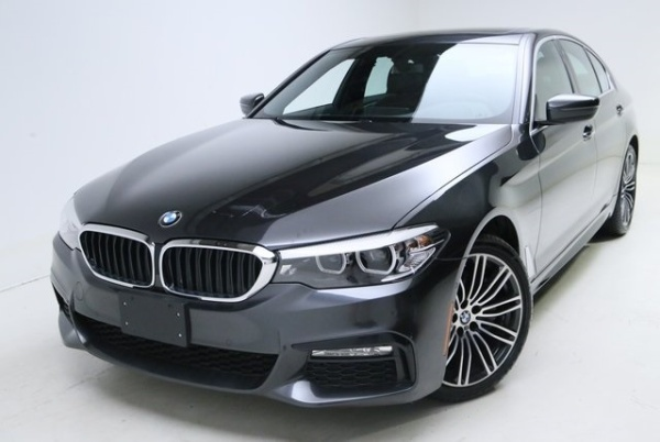 2018 BMW 5 Series in Kent, OH