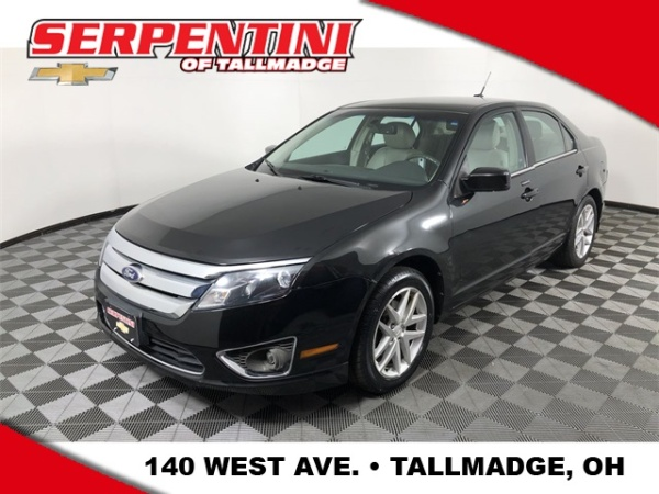 2012 Ford Fusion in Tallmadge, OH